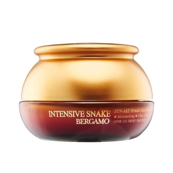 Bergamo Intensive Snake Synake Wrinkle Cream
