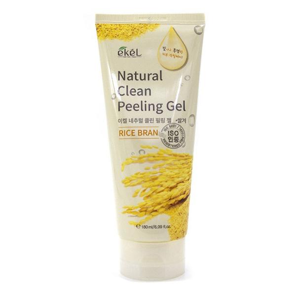 Ekel Natural Clean Peeling Gel Rice Bran