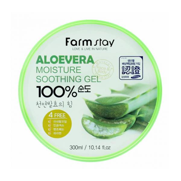 FarmStay Moisture Soothing Gel AloeVera