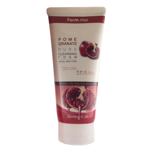FarmStay Pomeranate Pure Cleansing Foam