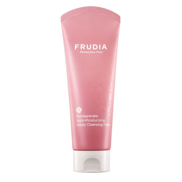 Очищающая пенка-суфле с экстрактом граната Frudia Pomegranate Nutri-Moisturizing Sticky Cleansing Foam