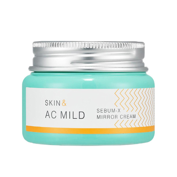 Holika Holika Skin And AC Mild Sebum X Mirror Cream