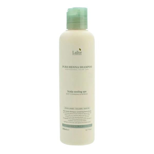 La'dor Pure Henna Shampoo
