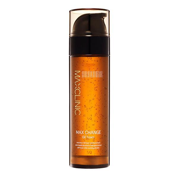 Масло-пенка для сухой кожи  Maxclinic Maxchange Oil Foam