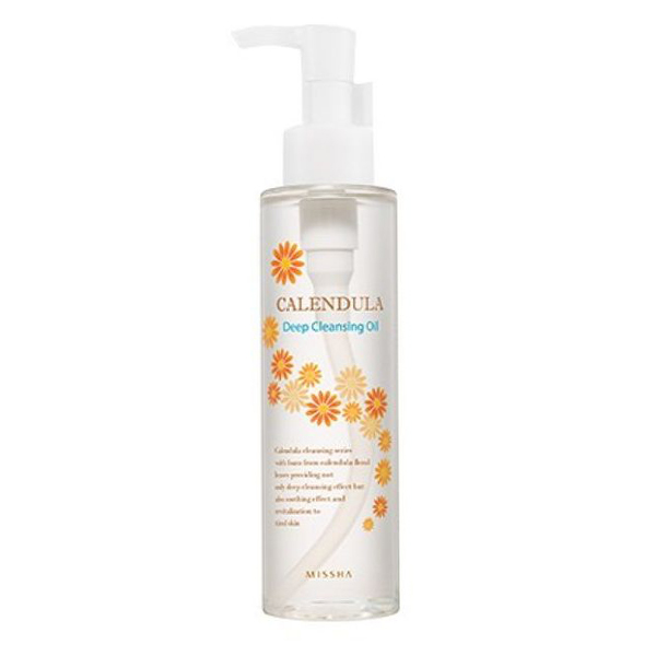 Missha Calendula Cleansing Oil