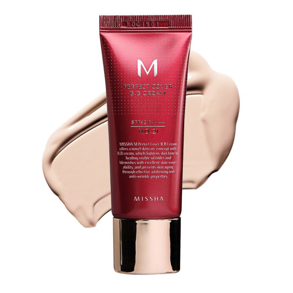 Missha M Perfect Cover BB Cream 20ml