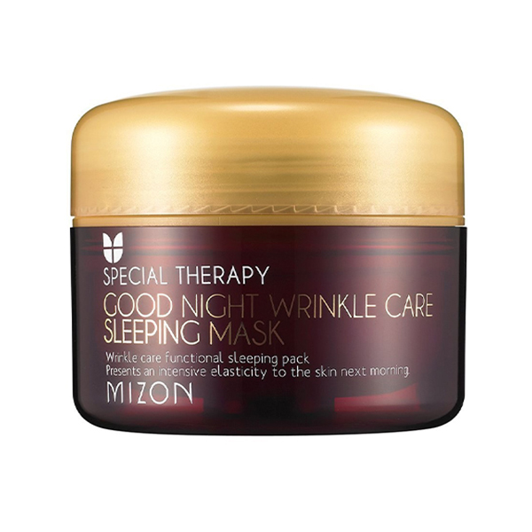 Ночная маска от морщин Mizon Good Night Wrinkle Care Sleeping Mask