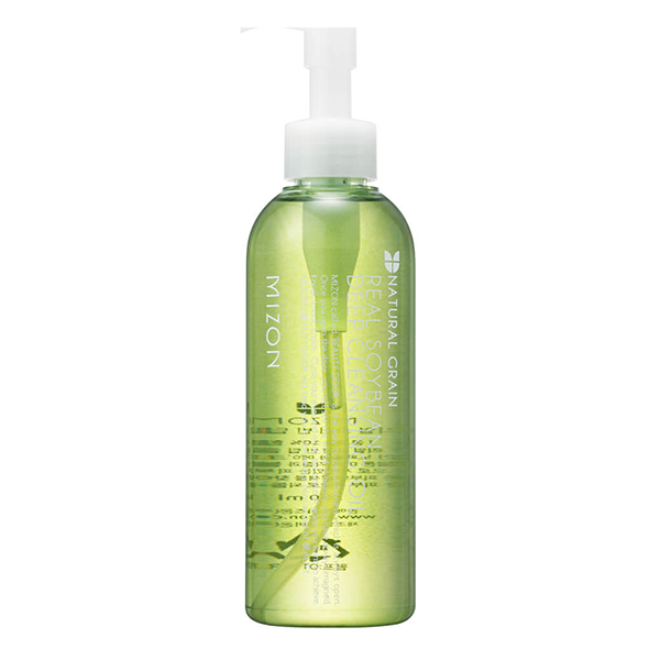 Mizon Real Soybean Deep Cleansing Oil