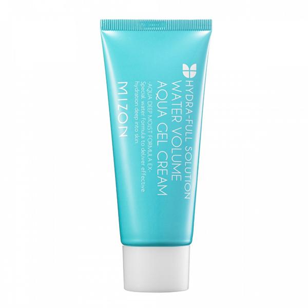 Лёгкий увлажняющий крем-гель  Mizon Water Volume Aqua Gel Cream (Tube)