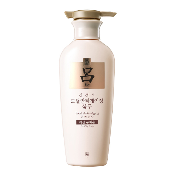 Шампунь с anti-age эффектом для жирной кожи головы Ryo Total Anti-Aging Shampoo For Oily Scalp