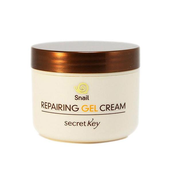 Восстанавливающий гель-крем с муцином улитки Secret Key Snail Repairing Gel Cream