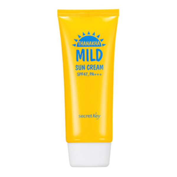 Secret Key Thanakha Mild Sun Cream SPF47 PA+++