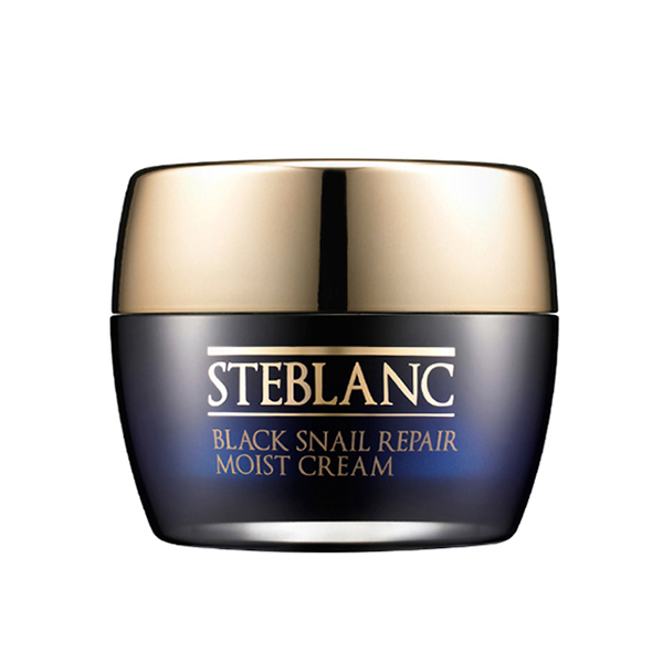 Steblanc Black Snail Repair Moist Cream