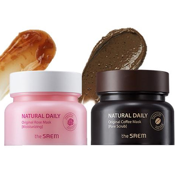The Saem Natural Daily Original Mask