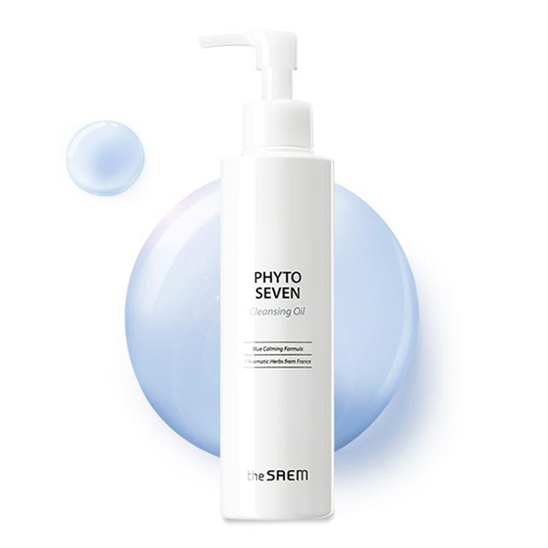 The Saem Phyto Seven Cleansing Oil