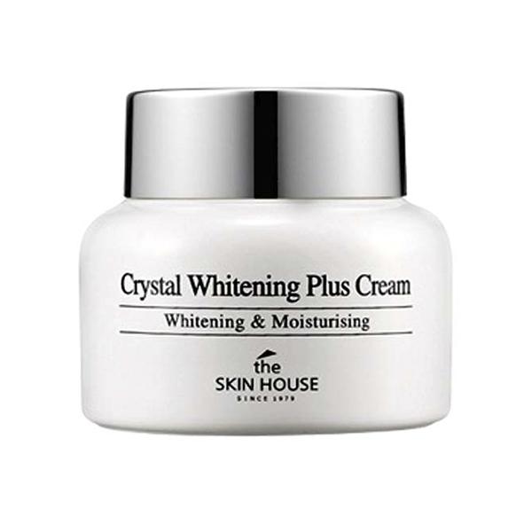 Осветляющий крем против пигментации The Skin House Crystal Whitening Plus Cream