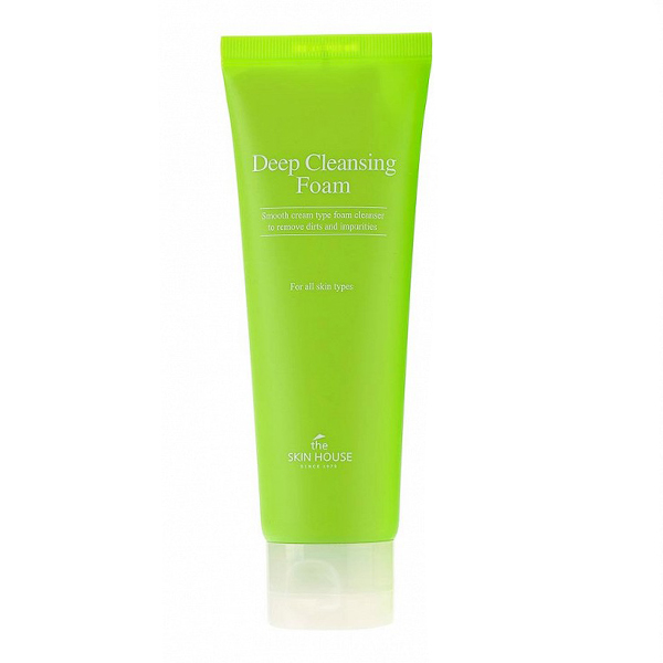The Skin House Deep Cleansing Foam
