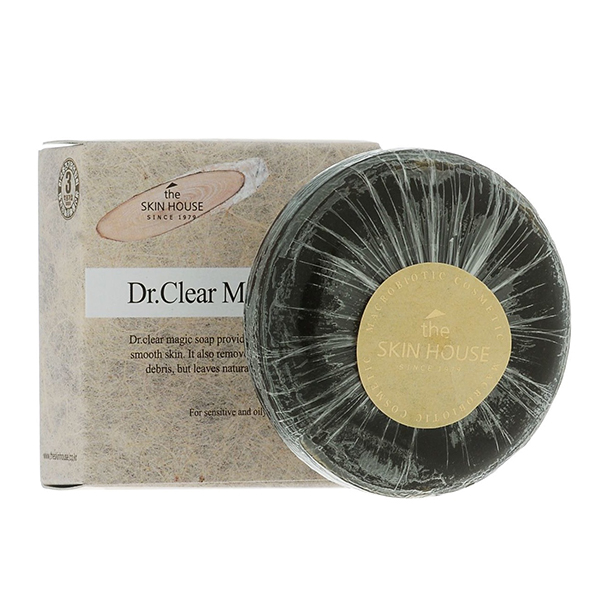The Skin House Dr. Clear Magic Soap
