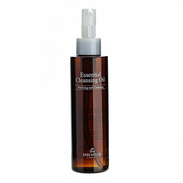 Гидрофильное масло  The Skin House Essential Cleansing Oil