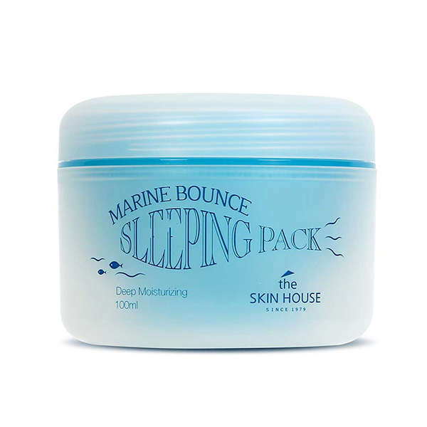 The Skin House Marine Bounce Sleeping Pack