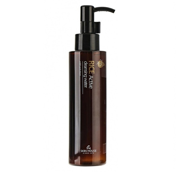 The Skin House Rice Active Cleansing Water
