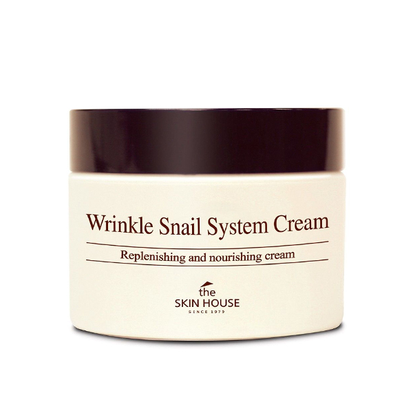 The Skin House Wrinkle Snail System Cream 50ml