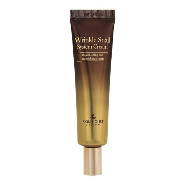 The Skin House Wrinkle Snail System Cream (Tube)