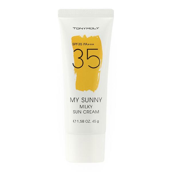 Tony Moly My Sunny Milky Sun Cream SPF35/PA+++