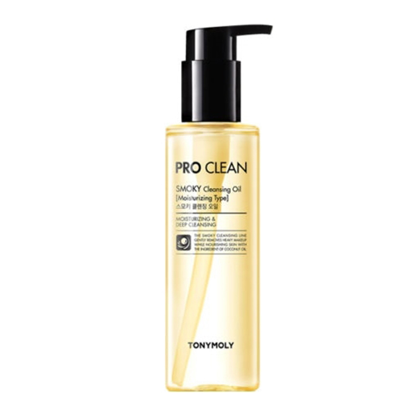 Tony Moly Pro-Clean Smoky Cleansing Oil