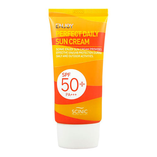 Scinic Enjoy Perfect Daily Sun Cream SPF50+ PA+++