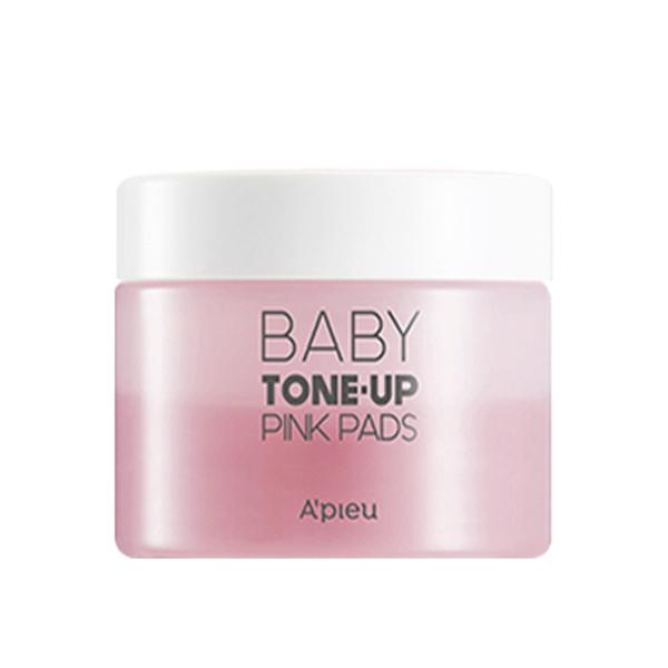 A'PIEU Baby Tone-Up Pink Pads