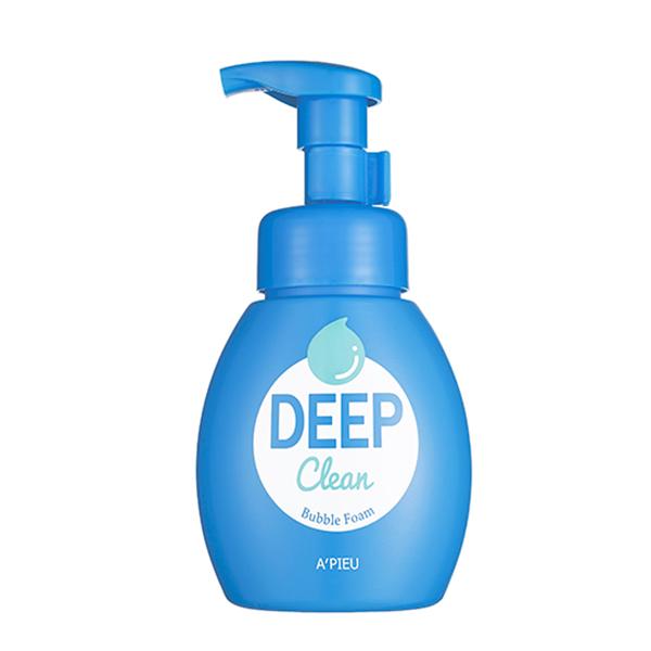 Пенка-мусс с содой для глубокого очищения кожи A'PIEU Deep Clean Foam Bubble Foam