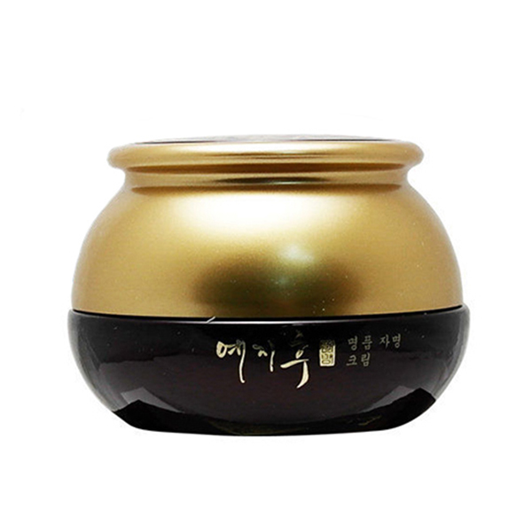 Антивозрастной крем с экстрактом красного женьшеня Bergamo Yezihu Cream