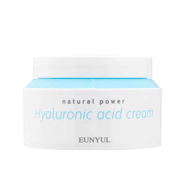 Увлажняющий крем с гиалуроновой кислотой Eunyul Natural Power Hyaluronic Acid Cream