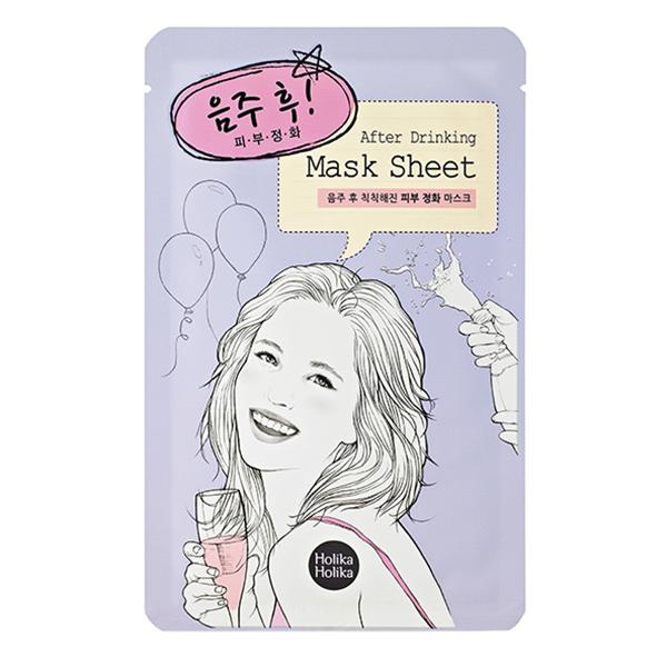Holika Holika After Mask Sheet - After Drinking