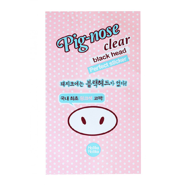 Holika Holika Pignose Clear Black Head Perfect Sticker