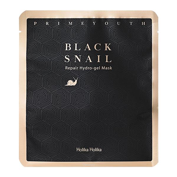 Holika Holika Prime Youth Black Snail Repair Hydro-gel Mask