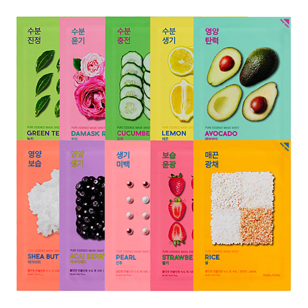 Holika Holika Pure Essence Mask Sheet