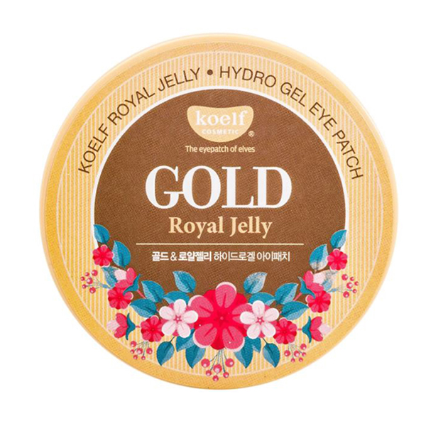 Koelf Hydro Gel Gold & Royal Jelly Eye Patch