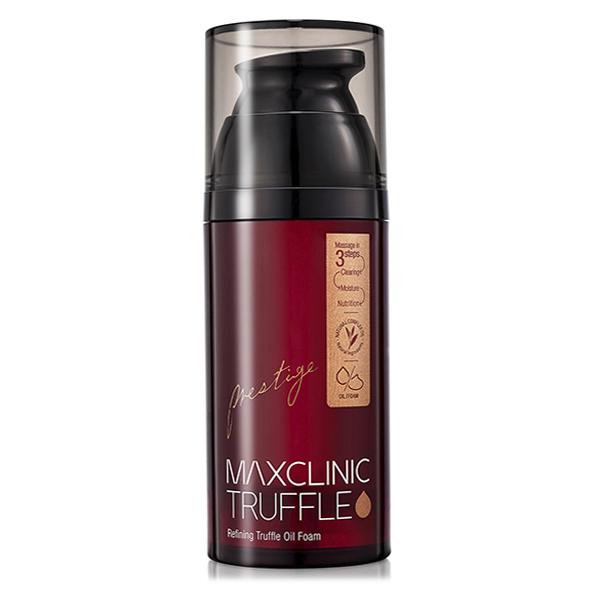 Масло-пенка с экстрактом трюфеля  Maxclinic Truffle Oil Foam