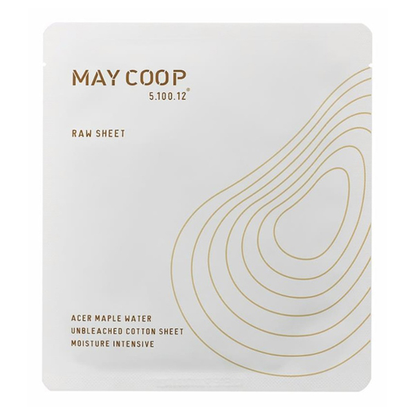 Maycoop Raw Sheet Mask