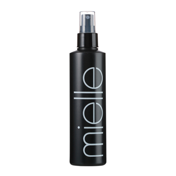 Термозащитный спрей-бустер для разглаживания волос Mielle Black Iron Booster