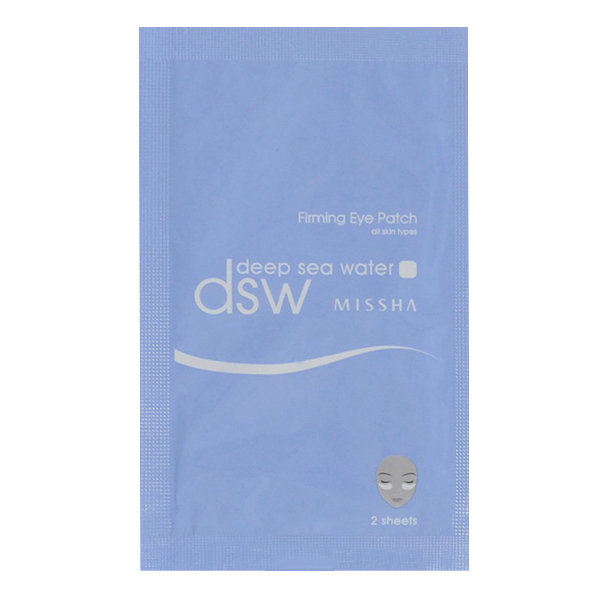 Missha Deep Sea Water Firming Eye Patch