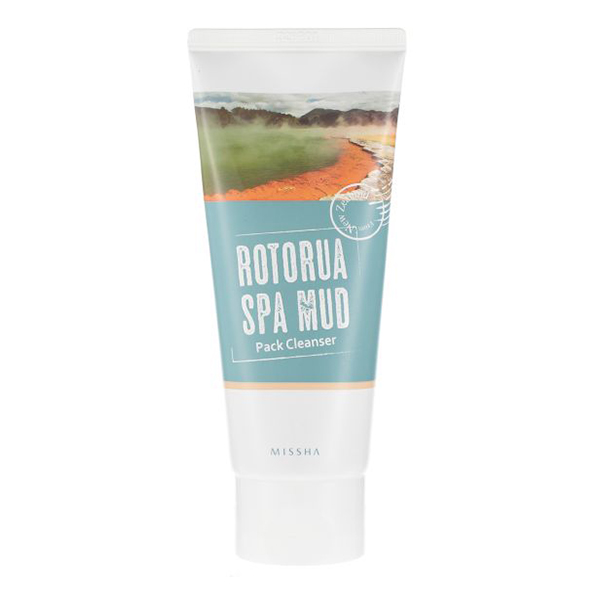 Missha Rotorua Spa Mud Pack Cleanser