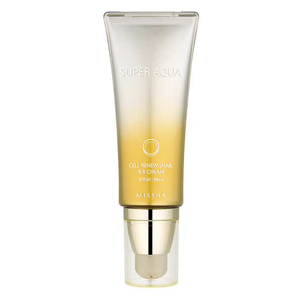 Missha Super Aqua Cell Renew Snail BB Cream