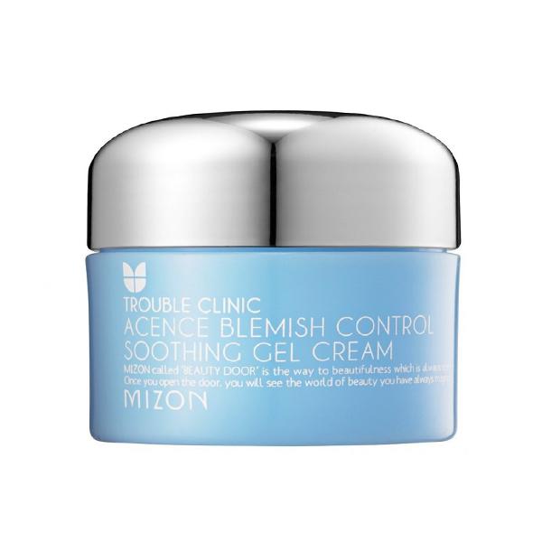 Себорегулирующий крем-гель для жирной кожи Mizon Acence Blemish Control Soothing Gel Cream