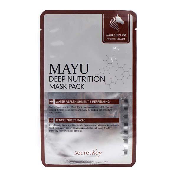 Secret Key MAYU Deep Nutrition Mask Pack
