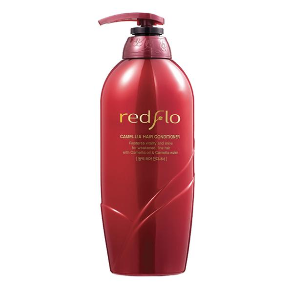 Увлажняющий кондиционер для волос с маслом камелии Somang RedFlo Camellia Hair Conditioner