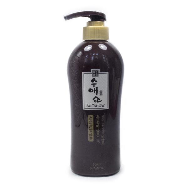 Шампунь с аринином без силиконов SueShow Non-Silicone Shampoo
