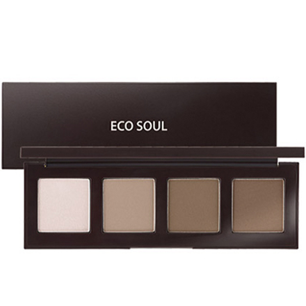 Палетка для контуринга The Saem Eco Soul Contour Palette